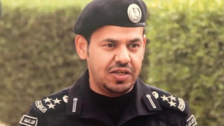قائد قوة الحرس الخاص السعودية، العميد سعد بن مسفر القحطاني