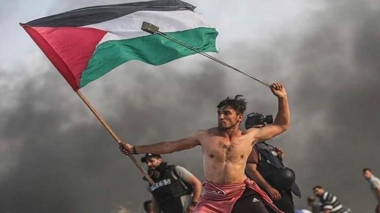 أفضل صورة في العالم لشاب فلسطيني من غزة